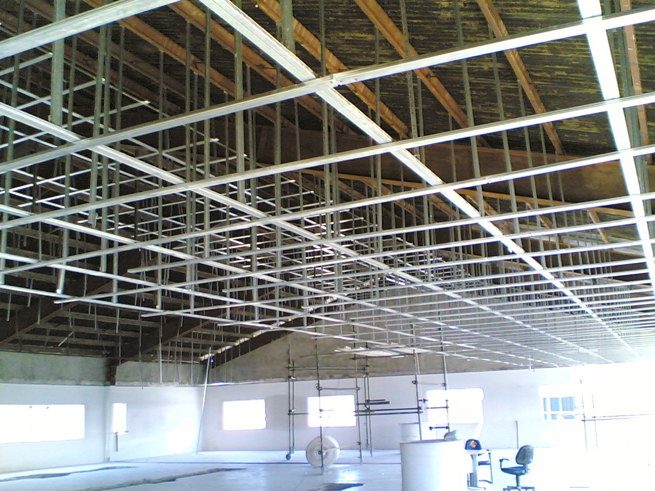 During Renovations