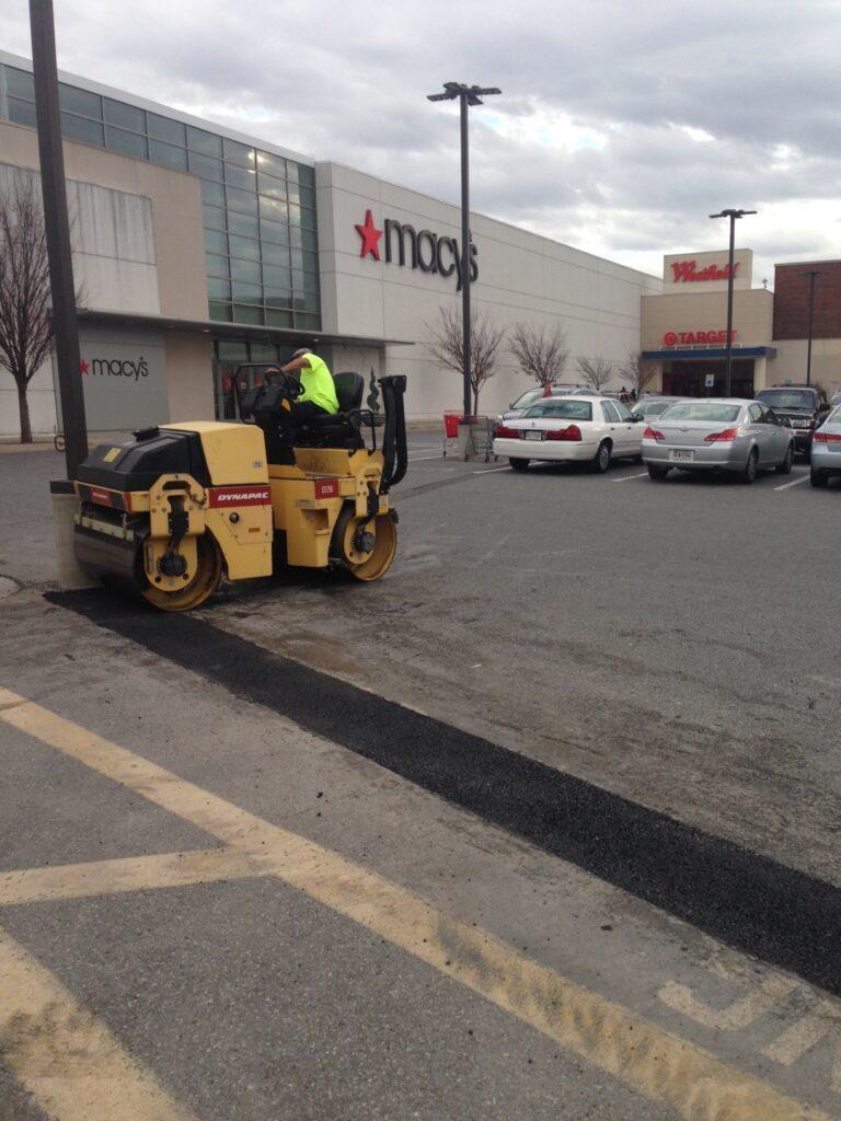 Wheaton Mall-Asphalt Project (1)